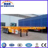 20FT/40FT каркасный шассиего трейлер Semi для несущей контейнера