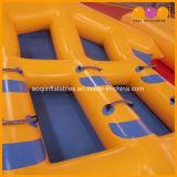 Barca gonfiabile dei pesci di volo della tela incatramata del PVC della barca di banana della freccia (AQ3510)