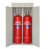 No-Pipe automatique de réseau 40L-150L'Armoire système de lutte contre les incendies FM200