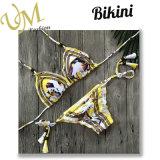 Поставщик Бикини Swimwear комфорта горячего печатание картины сухой быстро светлый