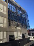 Alliage d'aluminium de revêtement en aluminium de mur rideau