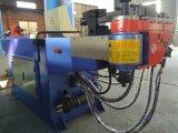 Machine à cintrer de tube carré semi-automatique de système de refroidissement de Dw38nc