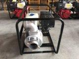 Bomba de água da gasolina de 4 polegadas para o uso agricultural com Ce, filho, ISO