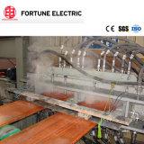 PLC Machine van het Ononderbroken Afgietsel van de Strook van het Koper van de Controle de Horizontale