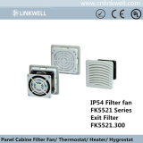 2018 New Electrical Control Axial Cabinet Fan and Filter (FK5521)