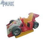 Passeio de crianças com brinquedos carros eléctricos
