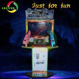 Видео кабинет лазерный пистолет для съемки аркадной игры машин для продажи