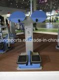 Strumentazione di sport esterno registrabile di forma fisica della posizione accoccolata