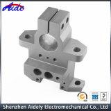 Hardware de alta precisão de usinagem CNC de reposição de peças de alumínio para Médicos