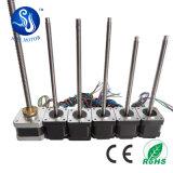 NEMA 17 Elektro Lineaire die Stepper van de Schroef van het Lood van de Motor Motor in China wordt gemaakt