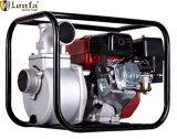 Pompe à eau de kérosène de début de l'essence 6.5HP/essence de l'irrigation 3inch (80mm) d'agriculture