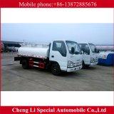 4X2 700p 190HP Isuzu 연료 휘발유 유조 트럭