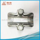Abrazadera superior de aleación de aluminio aislante para el Post