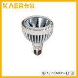 Bulbo luminoso elevado do projector PAR30 do diodo emissor de luz da iluminação 20W da jóia