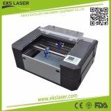 Hohe Präzisions-hölzerne Laser-Stich-Ausschnitt-Maschinen für die Herstellung von Kleidung