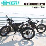 2018 Adulto Grande Velocidade 3000W Ebike Gordura Motociclo eléctrico