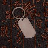 Qualitäts-kundenspezifischer Schlüsselring für förderndes Geschenk