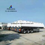 Жидкая кислота транспорта погрузчик Полуприцепе химического танкера