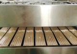 Neues Desin trägt Ladeplatten PlastikmarkierenThermoforming Maschine Früchte