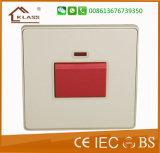 Meilleure qualité de prise électrique de l'aluminium métal Tél.