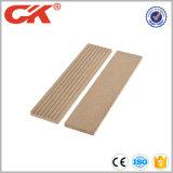 Decking composé en plastique en bois assurément de la qualité 71X11