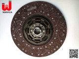Sinotruk HOWO der Ersatzteil-430mm Autoteile Kupplungs-der Platten-Wg9114160020