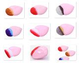 De hart-gevormde MiniGrootte van de Borstel van de Stichting maakt omhoog tot Kosmetische Borstel 8 Stijlen