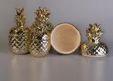 Золотой Ананас формы керамические свечи кувшин блендера с крышками