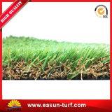 Пурпуровая искусственная трава для украшения спортивной площадки