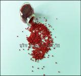 Colore rosso dei granelli del grado della pellicola dell'HDPE di Masterbatch del riempitore