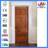 マツ平板のKnotty固体木のシェーカーのドア(JHK-SK03-1)