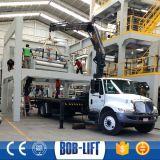 小型小型トラッククレーンおよび8トンによって使用されるクレーントラック