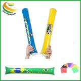PE Inflatabel Torcendo Stick para jogo de futebol