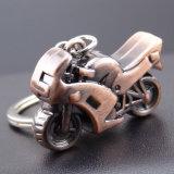 regalo de promoción Llavero moto 3D
