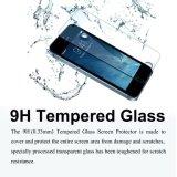 HDはWikoジェリー2/3のための2.5Dによって曲げられる反指紋のコーティングの緩和されたガラススクリーンの保護装置を取り除く