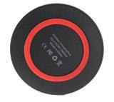 De beste Verkopende het Laden Qi Telefoon van de Cel van het Stootkussen MiniQ5 Draadloze Lader voor iPhone