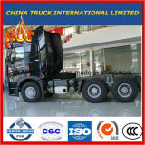 Caminhão resistente do trator do telhado elevado de HOWO A7 380HP