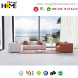 Casa de estilo europeo moderno sofá de tela (HC-R567)