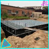 Bdf подземных оцинкованные стальные пластины резервуар для воды