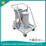Tipo unità portatile del carrello di serie di Jl di filtrazione dell'olio