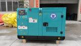 Fábrica de Guangzhou para preço de venda gerador diesel Kubota Gerador silenciosa 30kVA/24kw