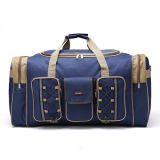 I bagagli di corsa della spalla del Duffle mettono in mostra il sacchetto di Duffel dell'attrezzo