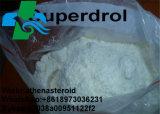 Methasterone 처리되지 않는 Superdrol 분말 Delivery&Quality 100%년을 건축하는 99% 근육
