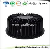 Guangdong-Spitzenhersteller Aluminiumc$rund-form Kühlkörper