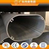 Productos de aluminio fabricados con Toleraance apretado para las superficies lisas