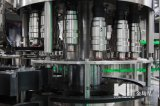 Impianto di imbottigliamento in bottiglia automatico dell'acqua potabile