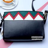 Promotion Lady sac à main Sacs épaule Collision couleur célèbre marque loisirs femme Sac de cuir Emg5207