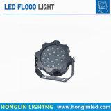 Proiettore dell'indicatore luminoso 12W 18W LED del pavimento del giardino di illuminazione del LED