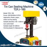 Canning Lata de la máquina La máquina de sellado para el vinagre Tdfj-160