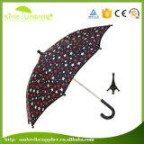 マニュアルの完全な印刷を用いる開いた16inch子供の傘